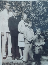 dad five kids